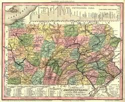 Washington County Pa Map by Pagenealogy Net Pennsylvania Historical Maps