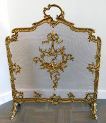 antique fireplace screen binhminh decoration