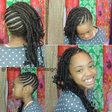 cornrow and twist hairstyle pics cornrows and twists natural hairstyle kid friendly youtube