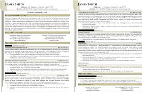 Sample Resume Of Customer Service Manager by Sample Civilian And Federal Resumes Resume Valley