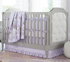 Purple Nursery Bedding Sets Furniture Purple Black And White Princess Baby Bedding 9 Pc Crib
