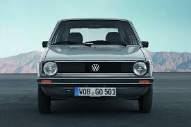 volkswagen celebrates 40 years of the golf at the new york auto