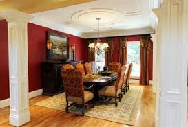 dining room ceiling ideas dining room columns design ideas pictures zillow digs zillow