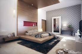 Design Fascinating Simple Bedroom Interior With Modern Flat Fair 20 Unique Bedroom Designs With Wood Walls Bed Design Bedrooms