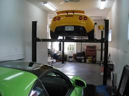 anyone used garage car lifts for parking 2 cars page 4