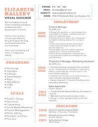 Copywriting Resume E Mallery Resume