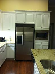 filling gaps between cabinets please please help me how to decorate fill the gap on top of the r