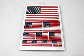 Free American Flag Stickers Usa Flag Stickers Weatherproof Vinyl American Flag Decals Old