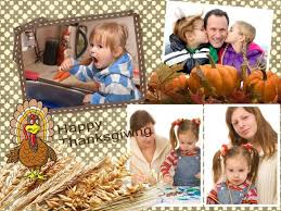 free photo collage templates thanksgiving collage card add on