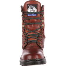 men s pull on motorcycle boots georgia eagle light men u0027s comfort work boot style g8083