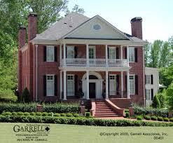 miles brewton hall house plan house plans by garrell associates