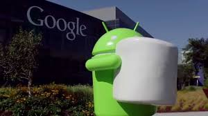 android statues android marshmallow statue revealed