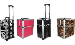Make Up Vanity Case Technician Make Up Vanity Case Groupon Goods