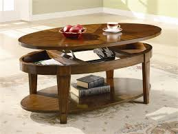 Lift Top Coffee Tables Storage Coffee Tables Ideas House Interesting Oval Lift Top Coffee Table
