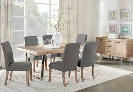picture of cindy crawford home san francisco ash 5 pc dining room