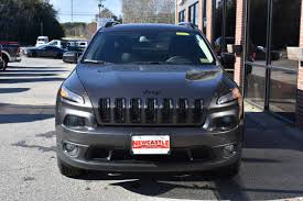 jeep cherokee sticker 2018 jeep cherokee latitude 4x4 newcastle me damariscotta