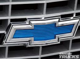 Vintage Ford Truck Emblems - 1971 chevy cheyenne pickup truck rod network
