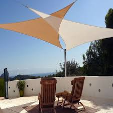 Shade Awnings Sail Shade Patio Ideas Home Outdoor Decoration
