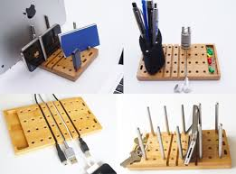 Customized Desk Accessories 20 Cool Desk Organizers For Your Inspiration Hongkiat