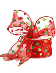 christmas ribbon christmas ribbons