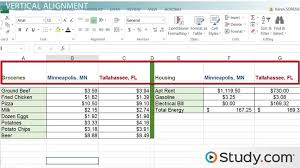 how to modify cell alignment u0026 indentation in excel video
