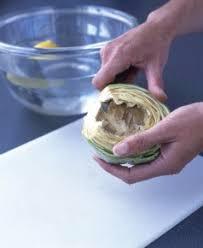 cuisine artichaut cuisson comment nettoyer les artichauts cuisine et recettes recette