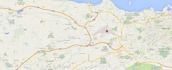 Mexico City Airport Map Transport Links Edinburgh Airport