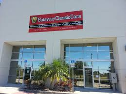 lexus tampa area tampa showroom gateway classic cars