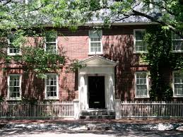 house built in salem reflects colonial revival period american