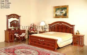 Bari Bedroom Furniture Bedroom Set