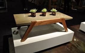 concrete coffee table for sale stunning classic style on exit 4 coffee table with light luminois