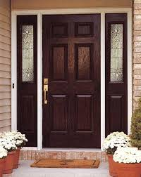 Best Exterior Doors Home Entry Doors With Sidelights Front Entry Doors Wood Entry