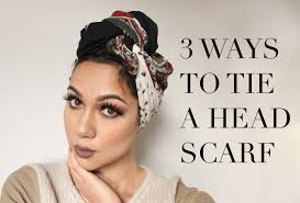 video tutorial turban style three ways to tie your turban headscarf tutorial my three