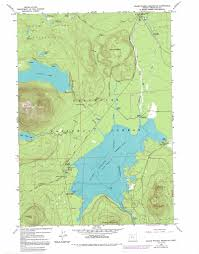 Prairies In World Map by Crane Prairie Reservoir Topographic Map Or Usgs Topo Quad 43121g7