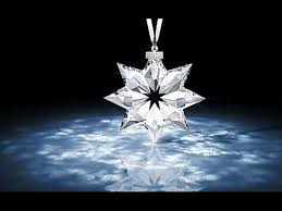 swarovski snowflake ornament special edition 2014