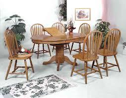 Dining Room Chairs Ebay Marvelous Oak Table Chairs Ideas Sharp Dark Oak Dining Room Set