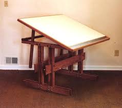 Drafting Table Woodworking Plans Drafting Table Plans Download Pdf Woodworking