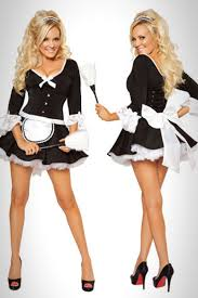French Maid Halloween Costumes 44729963 French Maids 10 Jpg