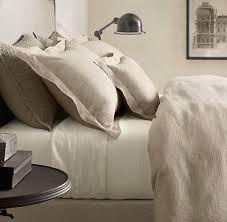 Duvet Covers Restoration Hardware 88 Best Bed Images On Pinterest Master Bedrooms Bedroom Closets