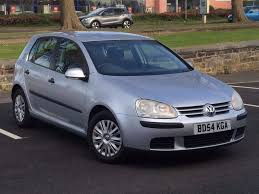 2004 nov 54 volkswagen golf 1 4 fsi s hatchback 5 door