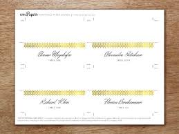 Wedding Place Cards Template The 25 Best Place Card Template Ideas On Pinterest Diy Wedding