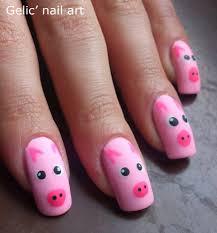nail designs cow nail designs farm animal nail designs animal nail