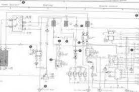 toyota land cruiser 80 1996 electrical wiring diagram wiring diagram