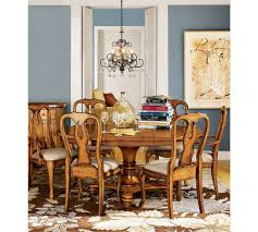 simple beautiful dining table decoration ideas pottery barn dining