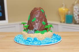 volcano cake by nerdy nummies looks so yummy cakes