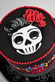 Dia De Los Muertos Home Decor Dia De Los Muertos Birthday Cake Cakecentral Com