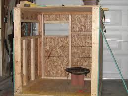 Box Blind Plans Deer Tower Stand Youtube Ideas Blind Windows Window Size Sliding