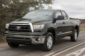 tundra truck toyota tundra double cab is a serious full size pickup truck