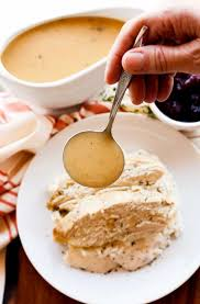 best pre made turkey gravy turkey gravy food folks and