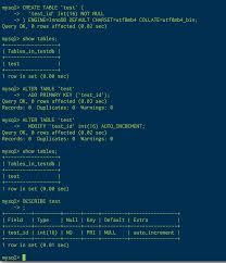 Mysql Change Table Collation Problem With Modify Column Vertabelo Forum Vertabelo